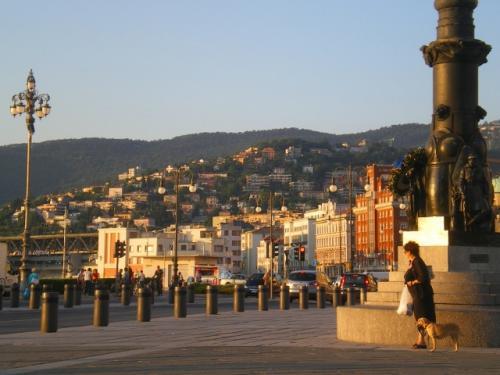 In un giorno di maggio a Trieste