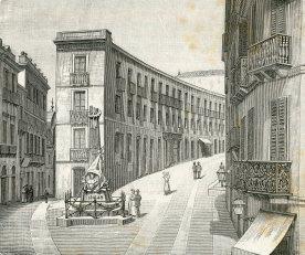 Cagliari_Piazza_Martiri,_(xilografia_di_Barberis_1895)
