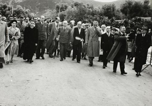 Alluvione Sarrabus Einaudi 1951