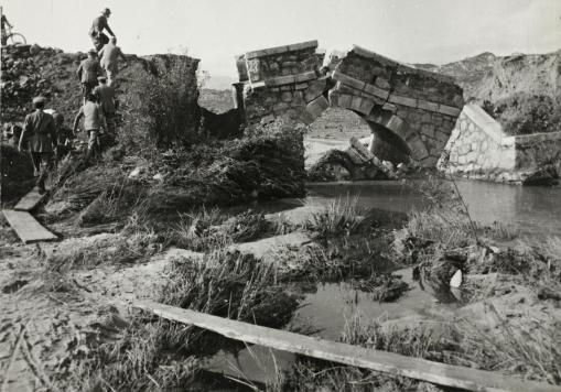 Einaudi alluvione 1951